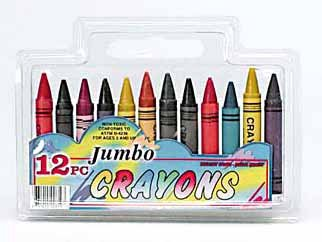 Wholesale Extra Jumbo Crayons