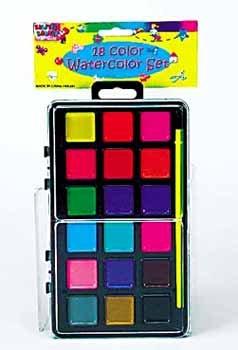 Wholesale Watercolor Set 18 Color
