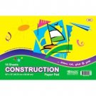"Wholesale BAZIC 16 Ct. 18"" X 12"" Construction Paper Pad"