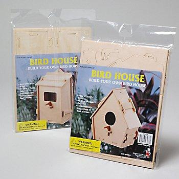 Wholesale Woodcraft 3D Birdhouse