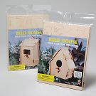 Wholesale Woodcraft 3D Birdhouse