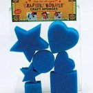Wholesale Craft Sponges Asst. Shapes