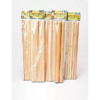 Wholesale Assorted 41 Piece Wood Dowel Sticks