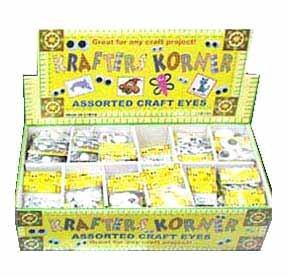 Wholesale Craft Eyes