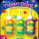 Wholesale BAZIC 40ml Washable Neon Color Paint