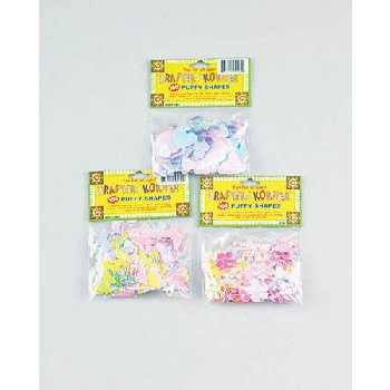 Wholesale 100Pc Puffy Shapes