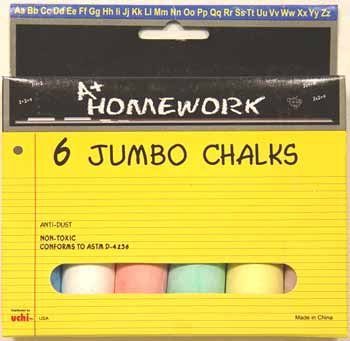 Wholesale Jumbo Chalk