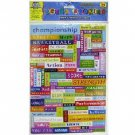 Wholesale Scrapbooking Words & Phrases Stickers