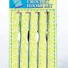 Wholesale 4 Piece Crochet Hook Set