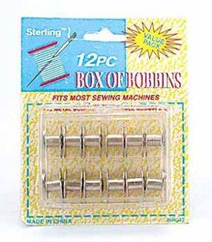 Wholesale 12 Piece Bobbin In a Box