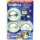 NEW! Wholesale Stick n Click LED Lights
