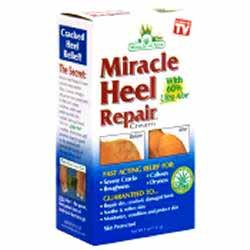 Wholesale Miracle Heel Repair Cream 4oz