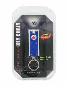 Wholesale LED Flashlight Keychain