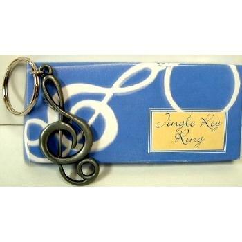 Wholesale Jingle Key Ring