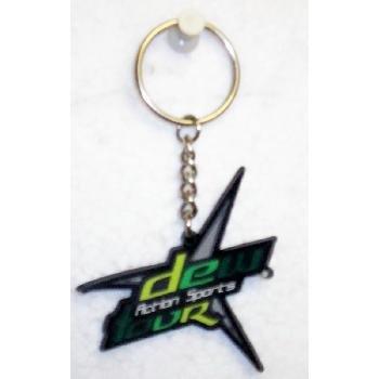 Wholesale Dew Action Sports Tour Key Chain