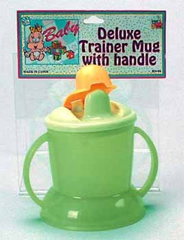 Wholesale Deluxe Trainer Mug With Handle