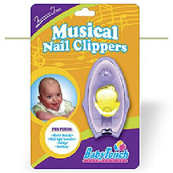 """Wholesale Baby Touch """"Musical Nail Clipper"""""""