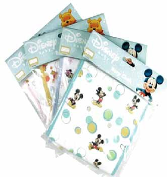 NEW! Wholesale Disney Burp Cloth 4 Assorted