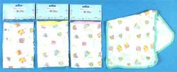 Wholesale Burp Cloth Assorted Prints