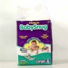 Wholesale Baby Snug Ultra Thin Disposable Diaper - Medium