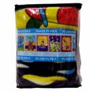 Wholesale Assorted Twin Size Kids Blankets
