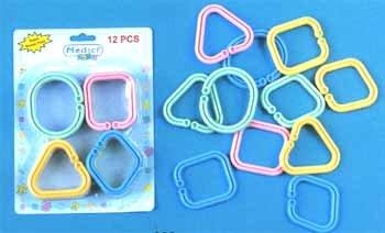 Wholesale 12 Pc Baby Links