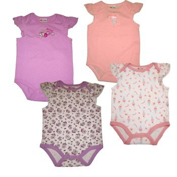 Wholesale Baby's Fancy Embroidered and Printed Rompers