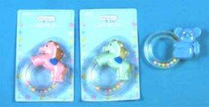 Wholesale Animal Rattle Toys