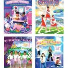 Wholesale Girl's Color and Activity Books