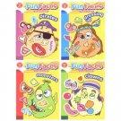 NEW! Wholesale Fun Face Stickers Fun Book