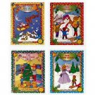 Wholesale 9 x12 Christmas Coloring/Activity Books