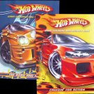 Wholesale HOT WHEELS Giant Coloring & Activity Book