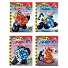 Wholesale TONKA JUMBO coloring & activity book
