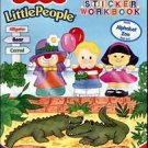 Wholesale FISHER PRICE LITTLE PEOPLE Sticker Activity Book
