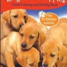 Wholesale DOGS AND PUPPIES Giant Coloring & Activity Book w/