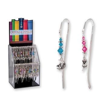Wholesale Crystals & Dangles Designer Bookmarks