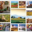Tuscany Calendar with Bonus
