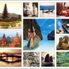 Southeast Asia Calendar with Bonus