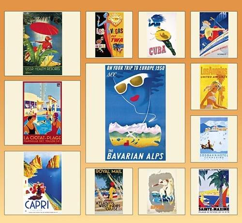 Bon Voyage Calendar with Bonus