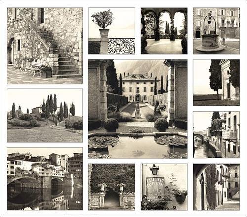 Italia Calendar with Bonus