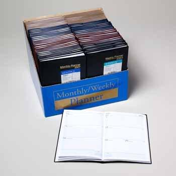 2008 Monthly/Weekly Vinyl Planner