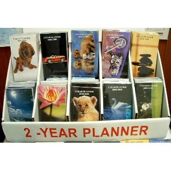 Two Year Pocket Planners(08-09)