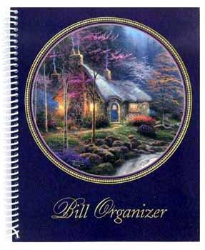 Scenic Bill Organizers