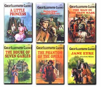Hardcover Illustrated Classics Series 9