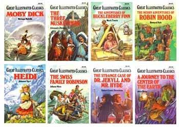 Hardcover Illustrated Classics, Series 2