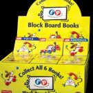 FISHER-PRICE Classic Toys Block Board Books