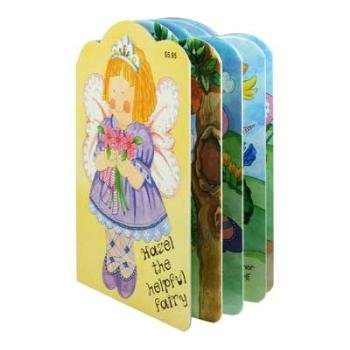 NEW! SHIMMERS FAIRIES Board Books