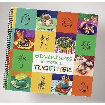Edventures in Cooking Together Cookbook