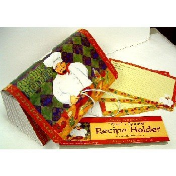Chef's Special Recipe Holder