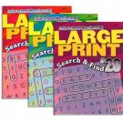 Large Print Word Finds Puzzle Book